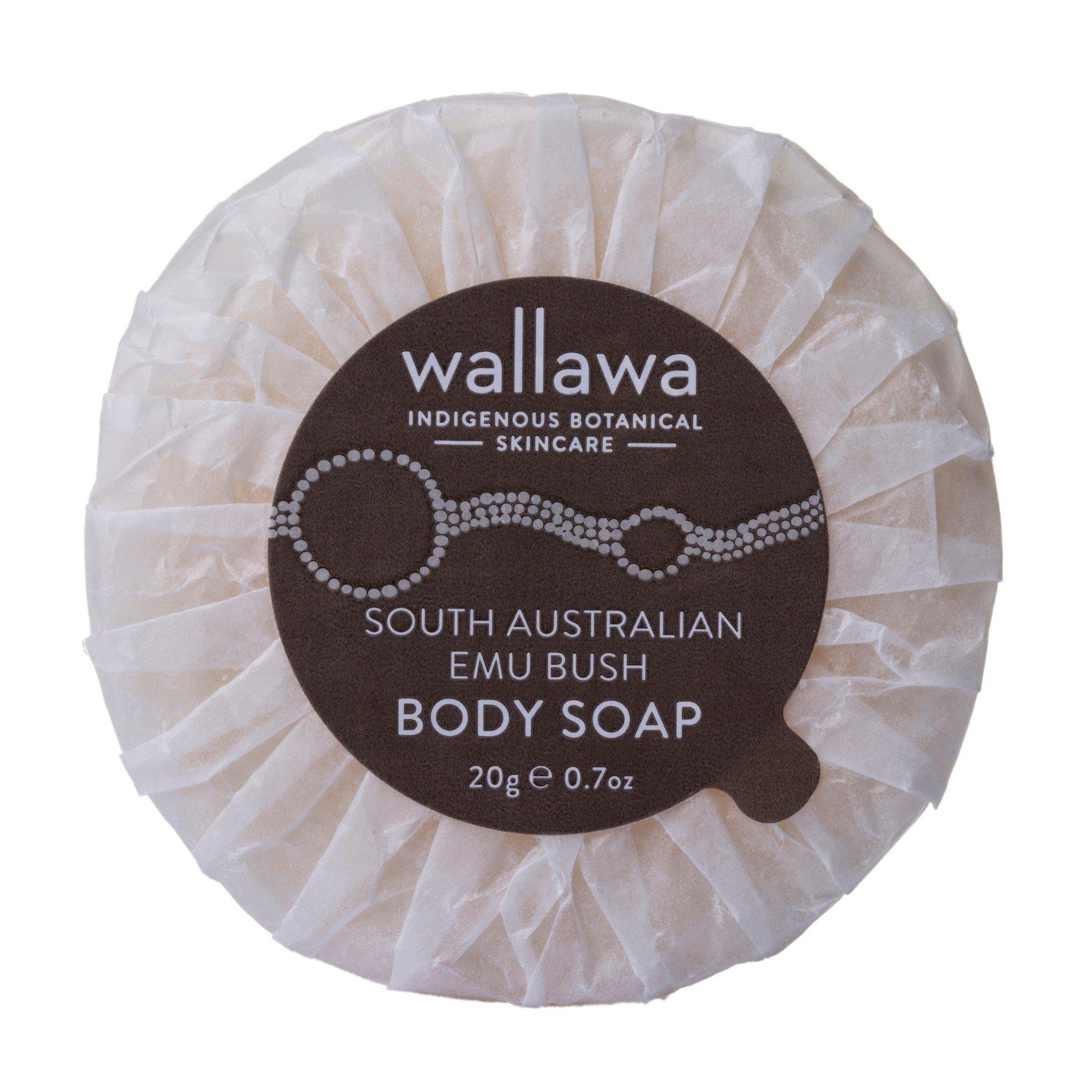 Wallawa 20g Body Soap (50 units)