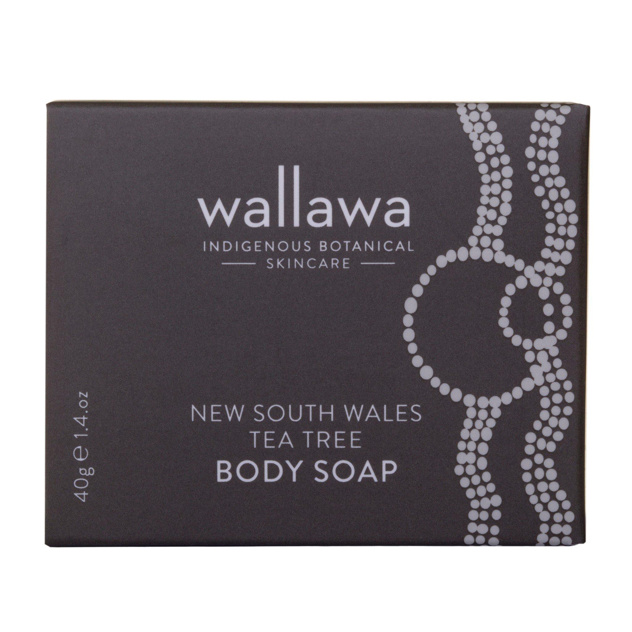 Wallawa 40g Body Soap (50 units)