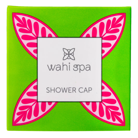 Wahi Spa Shower Cap (BULK)