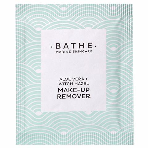 Bathe Marine Make-Up Remover Wipes