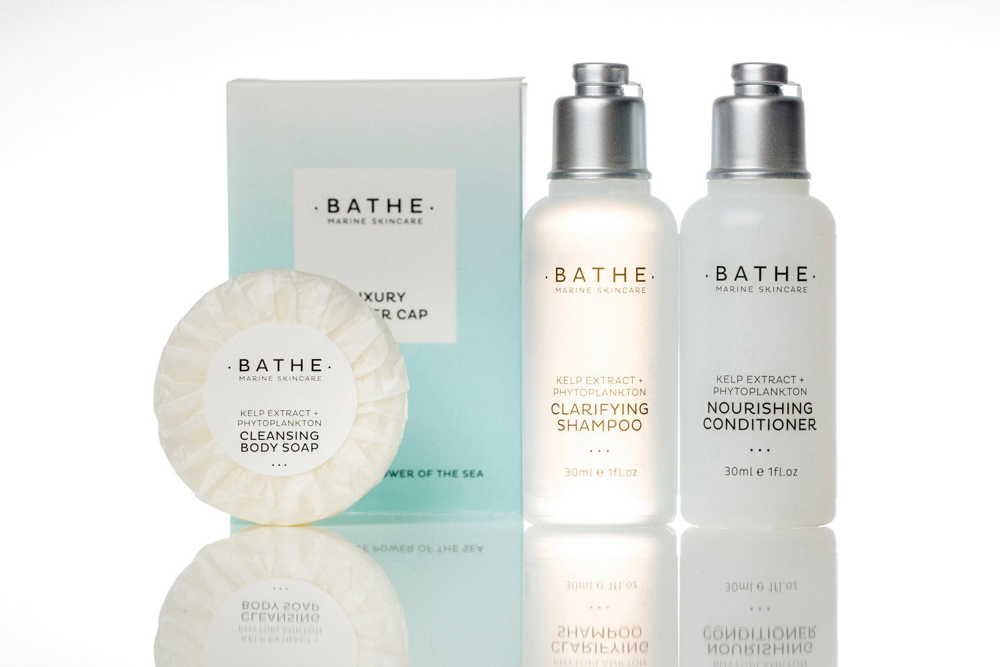 Bathe Marine Make-Up Remover Wipes