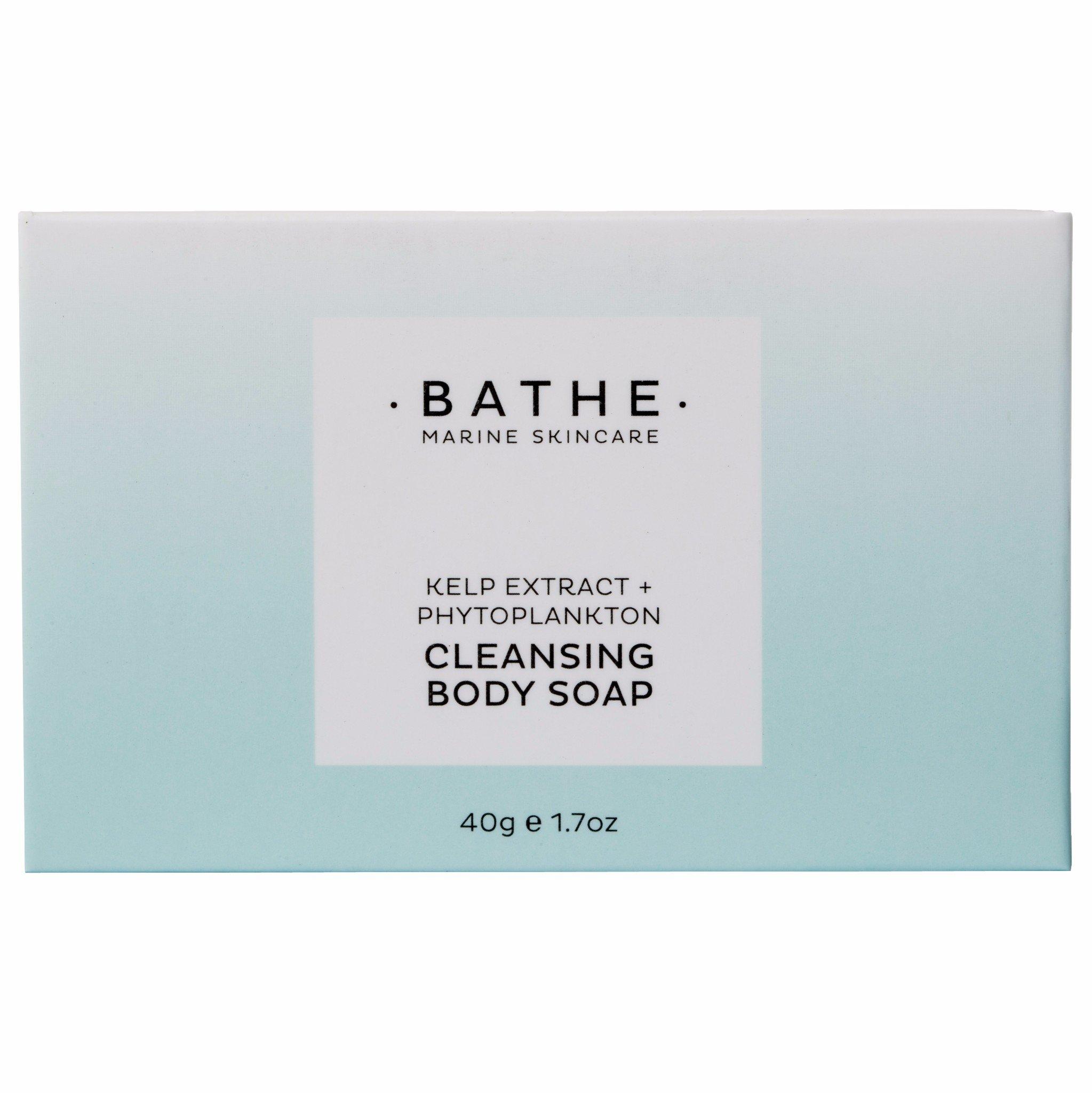 Bathe Marine 40g Boxed Body Soap