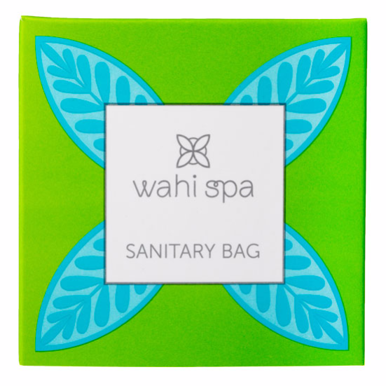 Wahi Spa Sanitary Bag