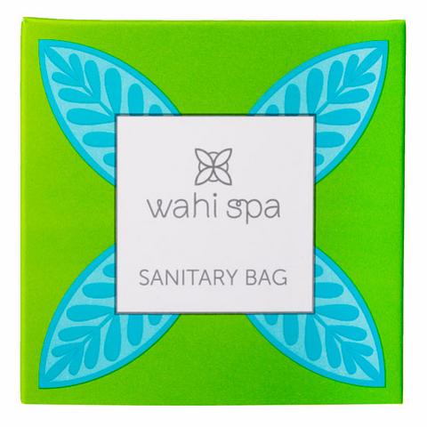 Wahi Spa Sanitary Bag