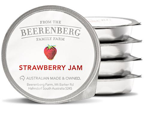 Beerenberg Strawberry Jam 15g
