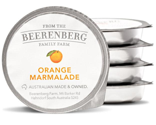 Beerenberg Orange Marmalade 15g