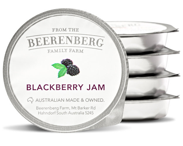 Beerenberg Blackberry Jam 15g