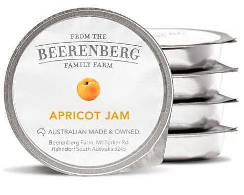 Beerenberg Apricot Jam 15g