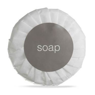 Silver Soap pleated wrap 40g
