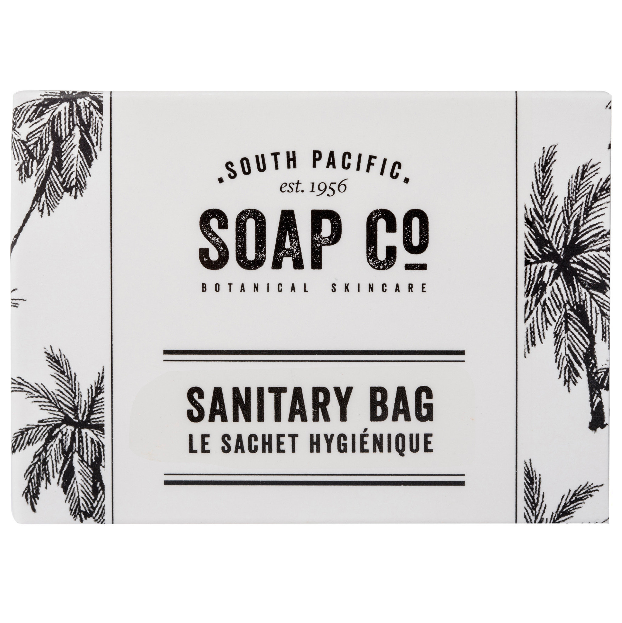 South Pacific Soap Co Sanitary Bag (Bulk)